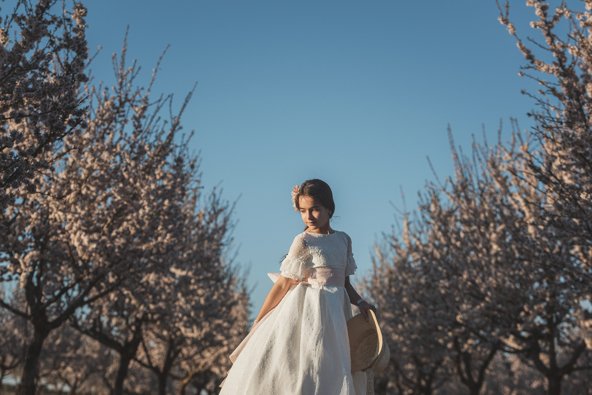 Eva Mansilla fotografia comuniones Valladolid