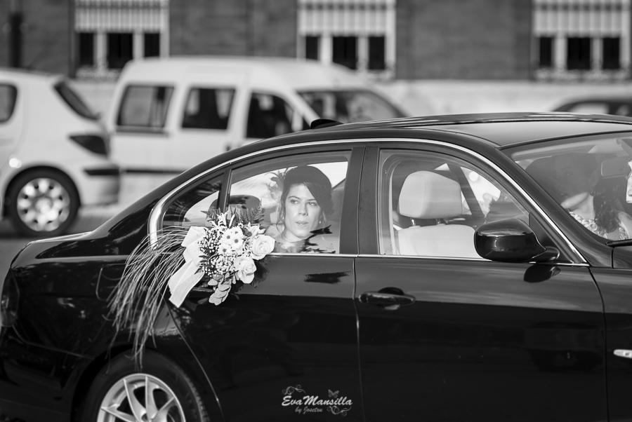 llegada novia Iglesia Filipinos