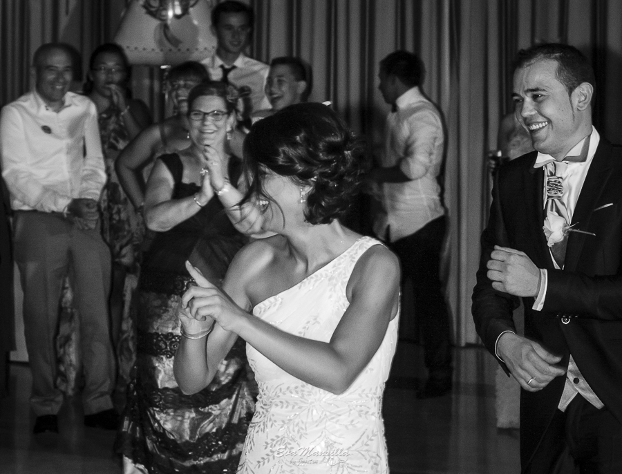 baile novios Las Lomas