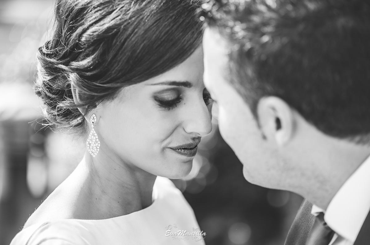 foto natural momento sensual labios novia