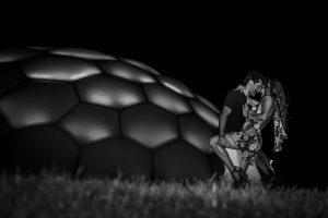 preboda noche cúpula del milenio Valladolid