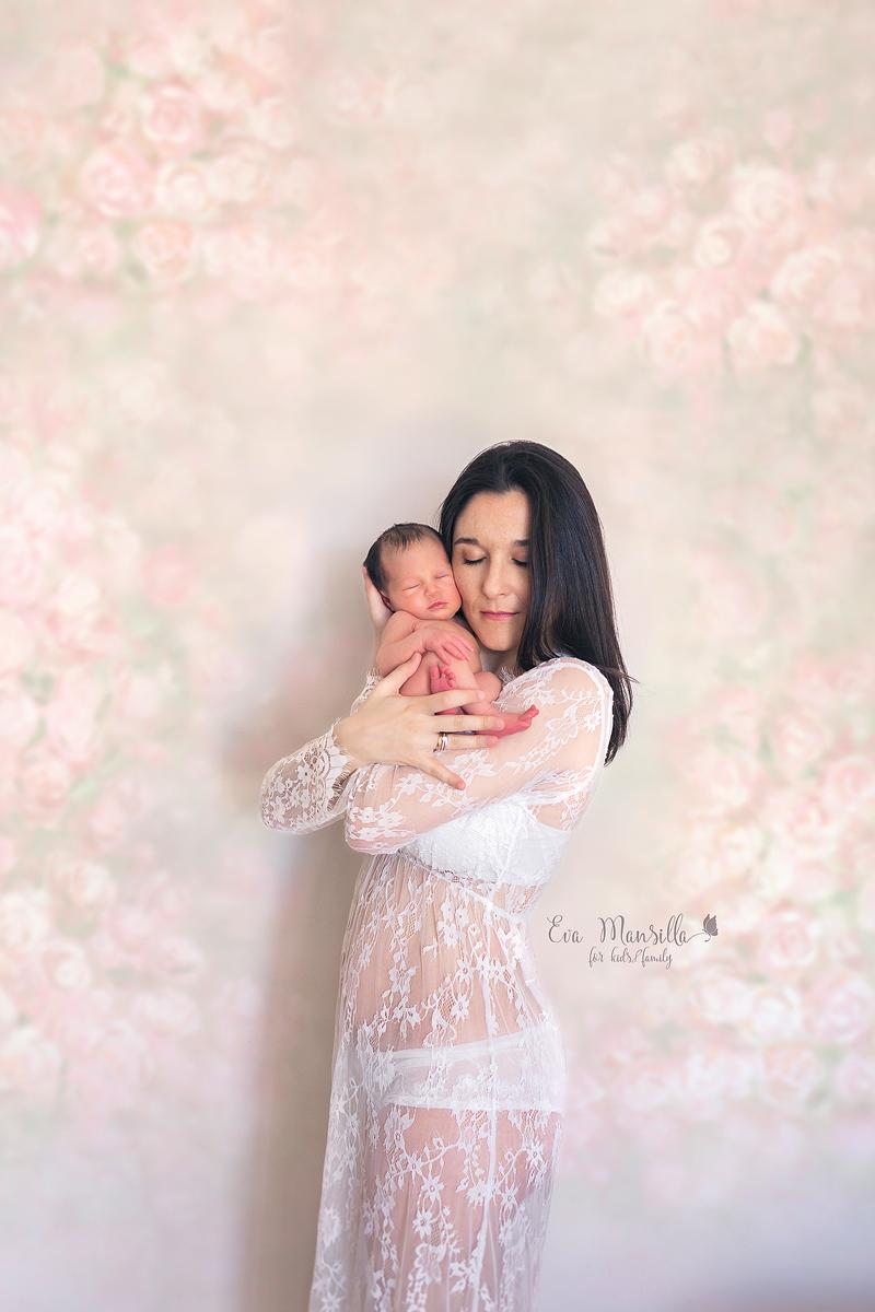 fotografía de recién nacido en Valladolid