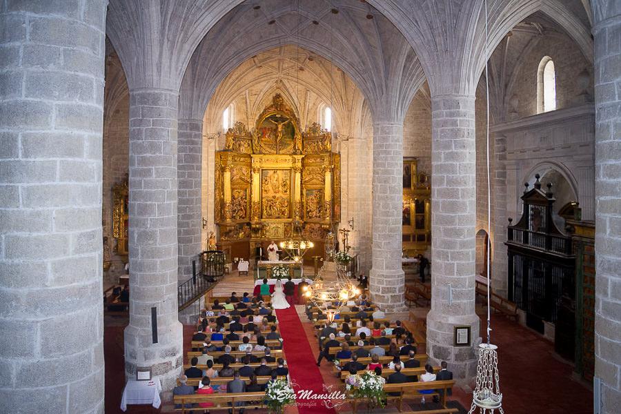 boda iglesia simancas valladolid