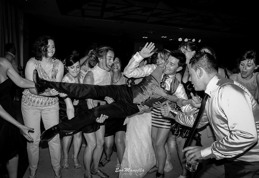 fiesta de boda las lomas valladolid