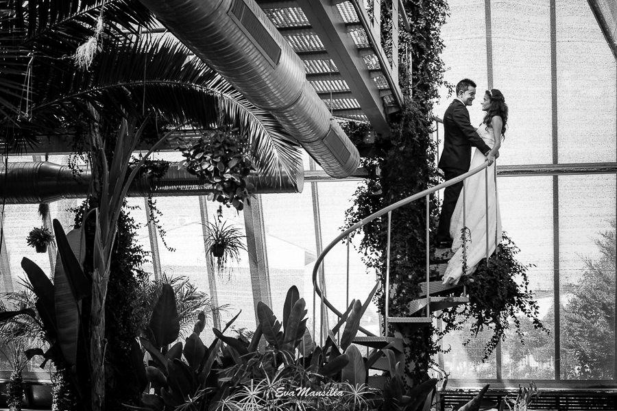 postboda escalera caracol botánico arroyo encomienda
