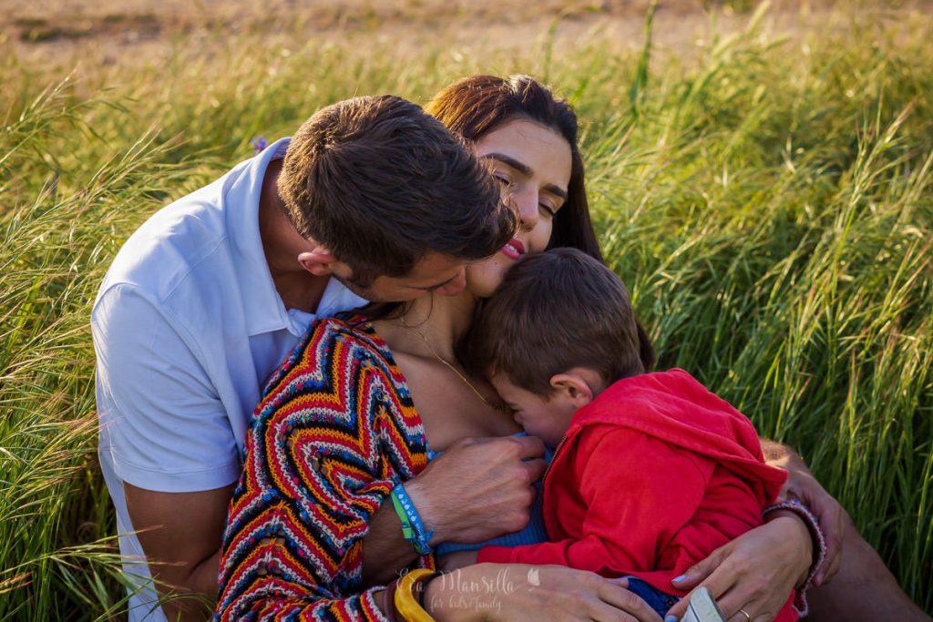 fotografía infantil y familiar en Valladolid