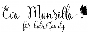 logo kids and family by Eva Mansilla