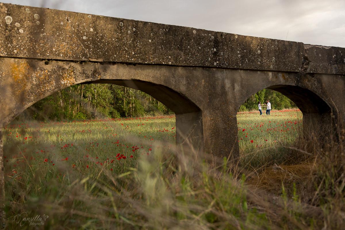fotógrafos preboda La Santa Espina